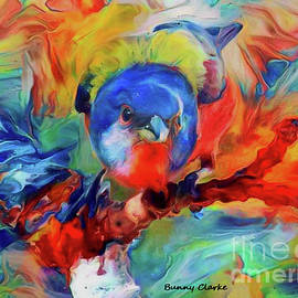 Colorful Songs by Bunny Clarke