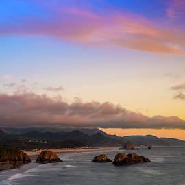 Colors of Cannon Beach by Manuela Durson
