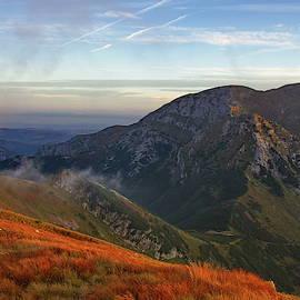 Colors of mountains by Ren Kuljovska