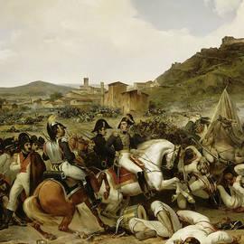 Combat de Castalla by Jean-Charles Langlois