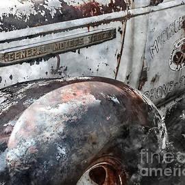 Company Truck by Brad Allen Fine Art