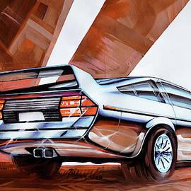 Concept car by A Prints