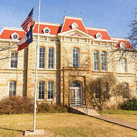 Stephen Stookey - Concho County Courthouse - #2