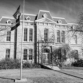 Stephen Stookey - Concho County Courthouse