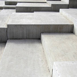 Concrete Geometry - Modernist Abstract 2 by Philip Openshaw