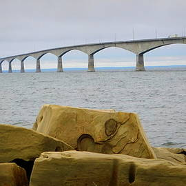 Confederation Bridge  by Karen Cook