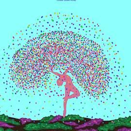 Confetti Tree by Chante Moody