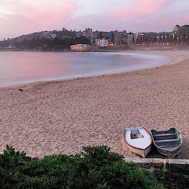Coogee Beach by Nicholas Blackwell