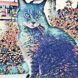 Cool Cat by Lori Moon