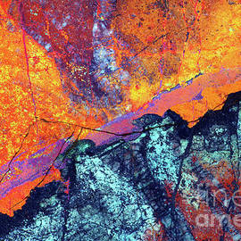 Copper Mineralization by Douglas Taylor