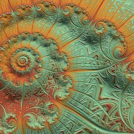 Copper Verdigris by Susan Maxwell Schmidt