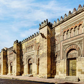 Cordoba Mosque Eastern Gates by Weston Westmoreland