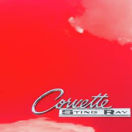 Corvette Stingray Emblem