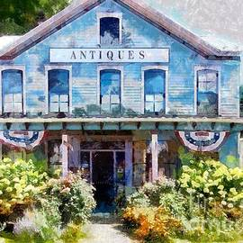 Country Antiques Store - Hawley PA by Janine Riley