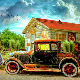 Country Drive by Debra and Dave Vanderlaan