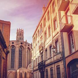 Couvent des Jacobins Toulouse France  by Carol Japp