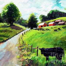 Cows by Jan Dappen