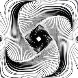 Crazy Spin  Verrueckte Drehung C by Eva-Maria Di Bella