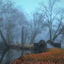 Crossing Into Winter by Jack Wilson