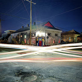 Crown and Anchor- Algiers Point by Chase This Light Photography