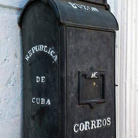 Cuban Mail Box