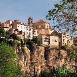 Cuenca Framed in Green by Nieves Nitta