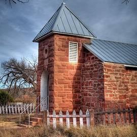 Cuervo House Of Worship by Harriet Feagin