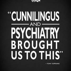 Cunnilingus And Psychiatry by Mark Rogan