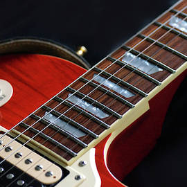 Curves Of A Guitar by Mike Murdock