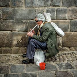 Cusco Man by Jon Exley