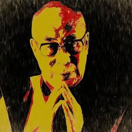 Dalai Lama by Dan Sproul