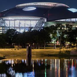 Dallas Cowboys Stadium 031619 by Rospotte Photography