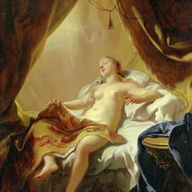 Danae by Jean-Francois de Troy