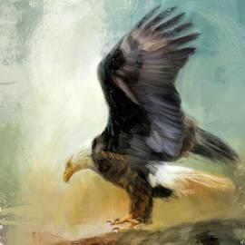 Dance Of The Bald Eagle by Jai Johnson