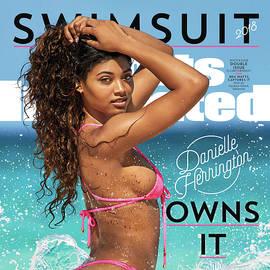 Danielle Herrington Swimsuit 2018 Sports Illustrated Cover