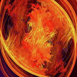 Dantes Inferno by Skip Hunt
