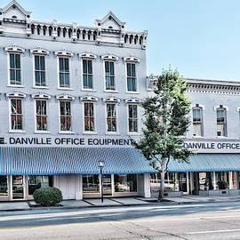 Danville Office Equipment by Sharon Popek