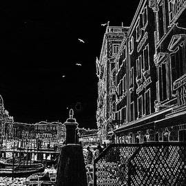 darkcity #1 Venezia by Chris Tempo