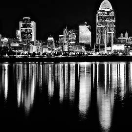 Darkest Night in the Queen City by Frozen in Time Fine Art Photography