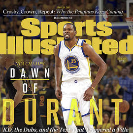 Dawn Of Durant Kd, The Dubs, And The Text That Triggered A Sports Illustrated Cover