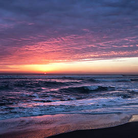 Dawn's Fire on the Horizon by Debra and Dave Vanderlaan