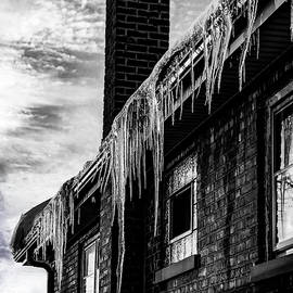 Deadly House Of Ice Daggers by Rich Ackerman