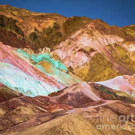 Death Valley Artist's Palette #2 by Blake Webster