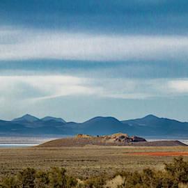 Death Valley Panorama by Jean Noren
