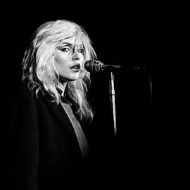 Debbie Harry Performs Live by Richard Mccaffrey