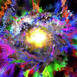 Dechirure Interdimensionnelle by Kris Woo