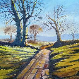 Deciduous Trees by Anthony Mwangi
