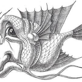 Deep Sea Philosopher by Victor Molev