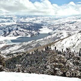 Deer Valley Mountain Views by Adam Jewell