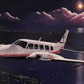 Harbor Air Departing Astoria 4.0 by Brian Roland